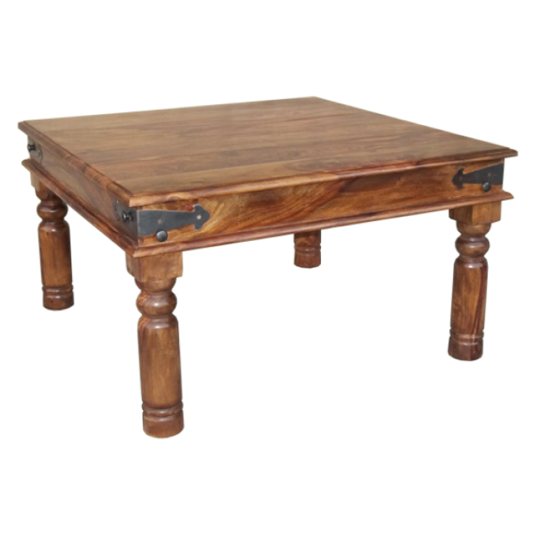 Indian coffee table 60x60 med for Indian coffee table