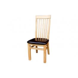 Shaker Oak Chair Padded Seat