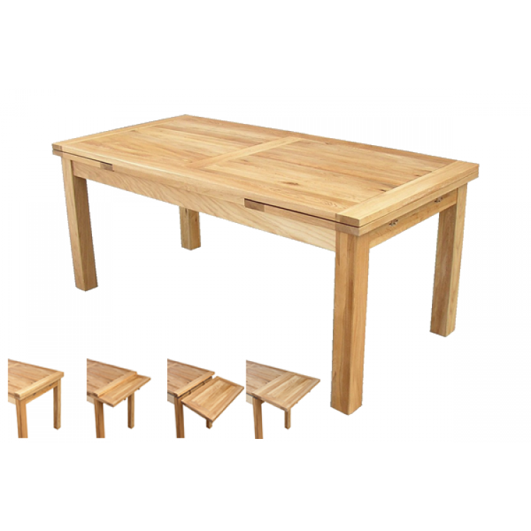 Somerset Oak 122 Draw Leaf Table : SomersetOak1224f4e3c8862f8a 750x750 from furnitureco-op.co.uk size 750 x 750 png 226kB